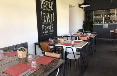 Restaurant Kilometro 25 - Interno