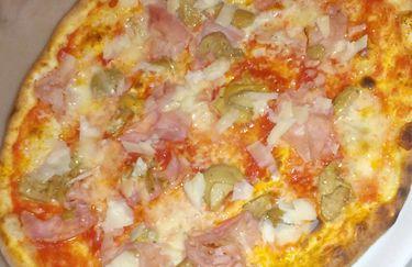 Il Giardinetto pizza 2