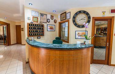 Hotel Maestrale - Reception