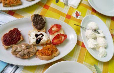 Ristorante La Nocina - Crostini Misti