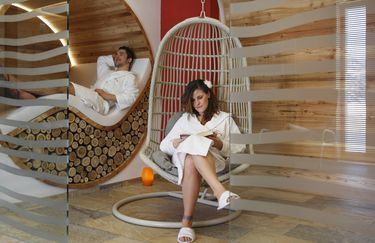 Hotel Gardenia - Area Relax