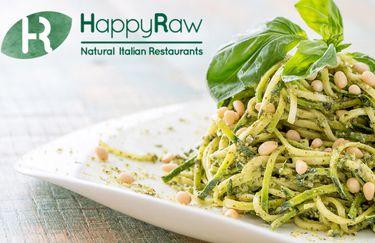 Ristorante HappyRaw - Carbonara di Verdure