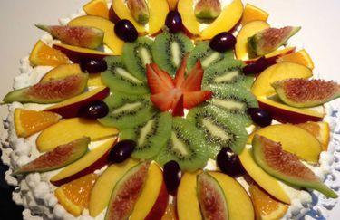 Vicolo di Brused-Torta di Frutta