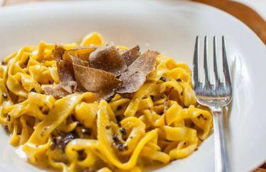 Pian D'Angelo - tagliatelle tartufo
