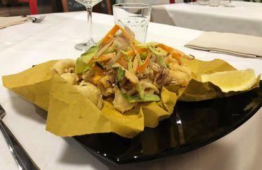 bistrot viale ceccarini - fritto pesce