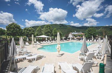 Pian D'Angelo piscina