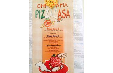 Pizza Casa locandina