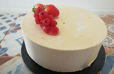 Gelateria Bonticchio - Torta Semifreddo
