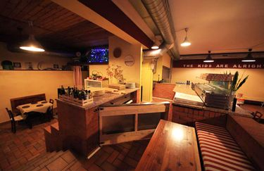 Osteria Pizzeria Acque Salate - Interno