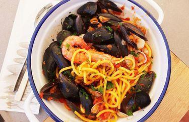 Bagno Micamar - Spaghetti