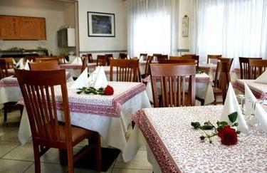 Hotel Villa Zamagna - Sala da Pranzo