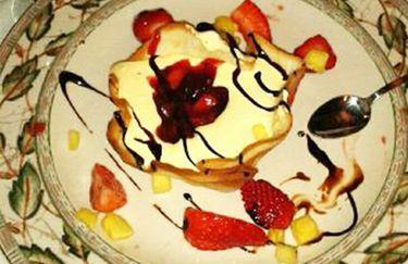 La Fonderia - Sfogliatella con Mascarpone e Frutta Fresca