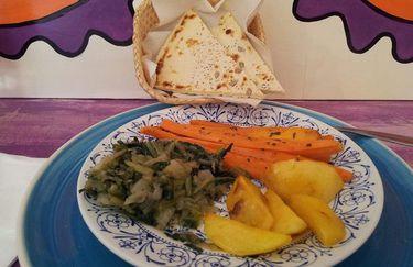 La Pida e Companatico - Verdure gratinate grigliate saltate