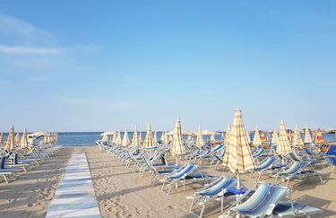Bagno Ulisse - Spiaggia