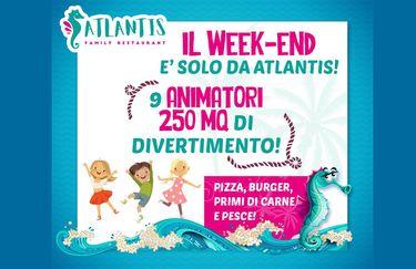 Atlantis - Locandina