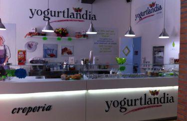 Yogurtlandia - locale