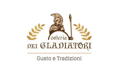 Osteria dei Gladiatori - Logo