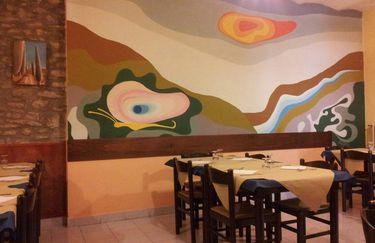 Osteria Santa Marina  - Tavoli