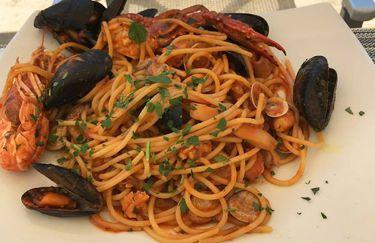 Bagno Paradiso - Spaghetti allo Scoglio