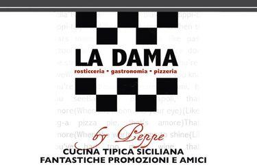 La Dama - Logo