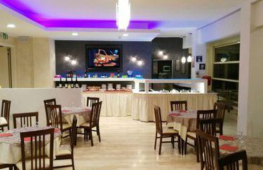Hotel Brooklyn - pranzo
