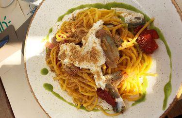 Alba Bistrot - spaghetti