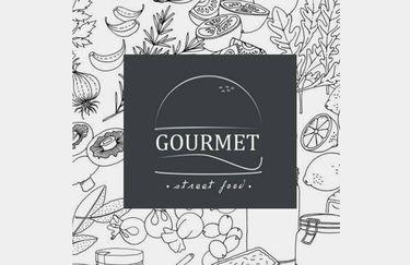 Gourmet Street Food - Logo