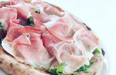 Ristorante Farina - Pizza Crudo