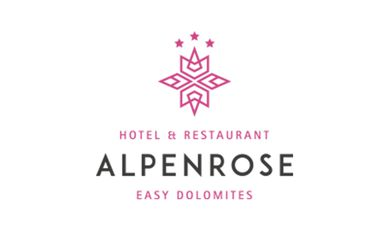 Hotel Alpenrose - Logo