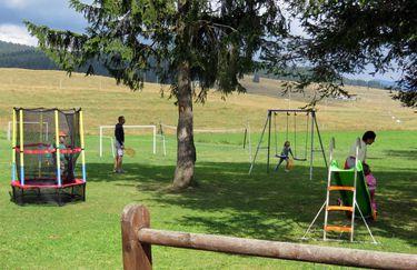 hotel vezzena - parco giochi