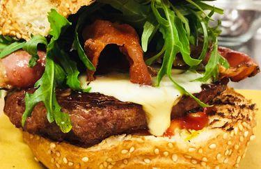 Pizzeria Ristorante Pata De Lobo - Hamburger