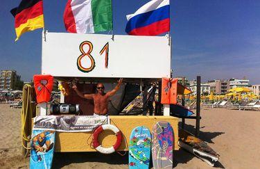 Bagno 81 - Spiaggia2
