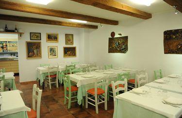 ristorante uldergo - sala
