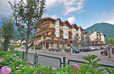 Hotel Brunet Family e Spa - Struttura