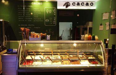Gelateria Cacao - Interno