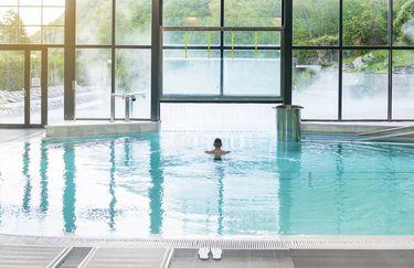 roseo euroterme - piscina termale