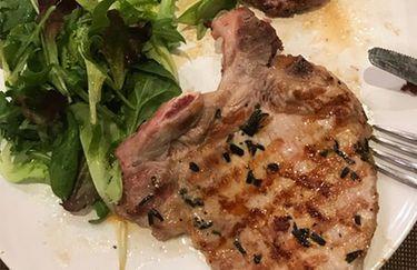 Osteria Borgo Marina - Carne