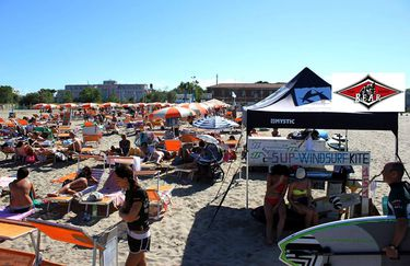 Riccione 151 h2o Sport - Spiaggia