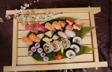 Nagoya Sushi sushi mix