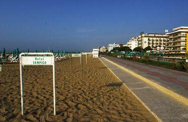 Hotel Tampico - Spiaggia