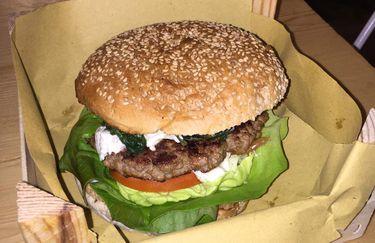 Piadivina - Hamburger