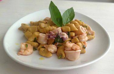 Bellariva Beach - Gnocchi pesce
