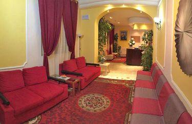 Hotel Cirene - Struttura
