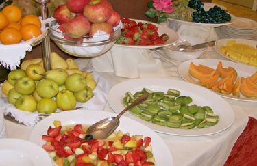 Ristorante Nonna Zina c/o Grand Hotel Mattei - Frutta