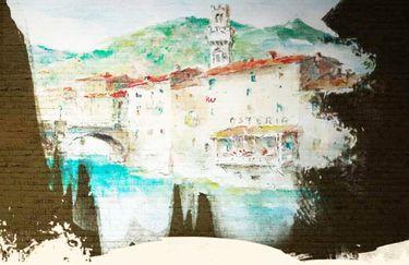 La Vecchia Osteria del Borgo - Murales