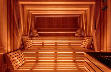 Hotel Lungomare - Sauna