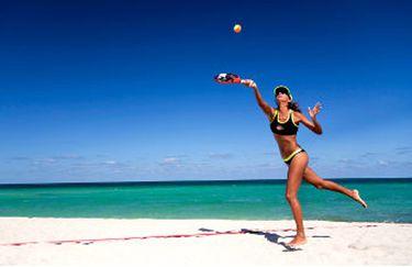 Match Point - Beach Tennis