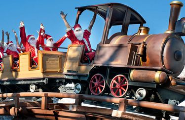 Gardaland Magic Winter - Trenino