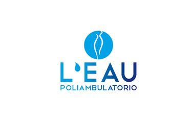 Poliambulatorio L'Eau - Logo
