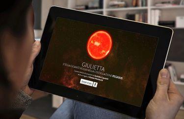 Global Stars Register - Tablet